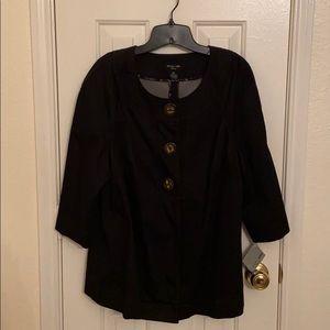 CLEARANCE: Black jacket